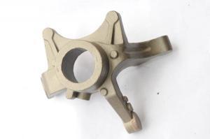 Cast iron auto parts